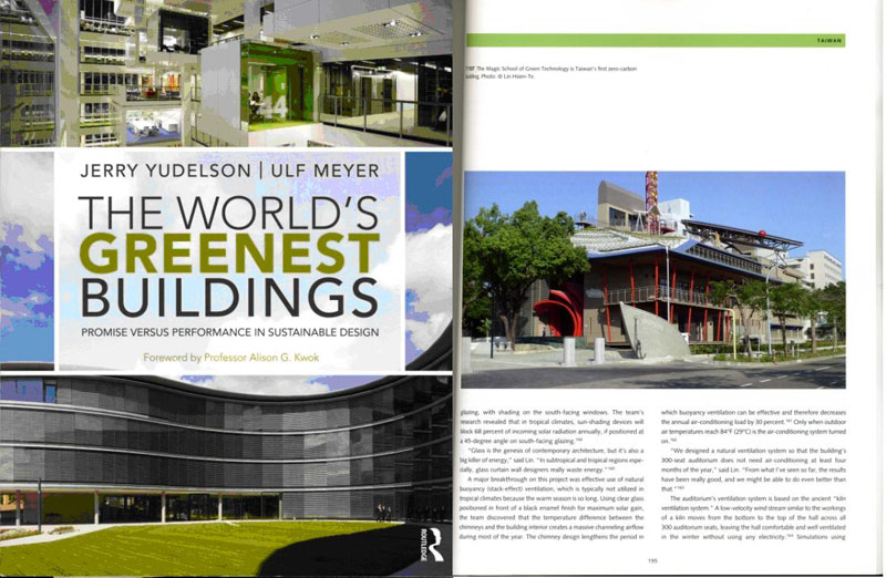 The Worlds Greenest Buildings: Promise Versus Performance in Sustainable Design